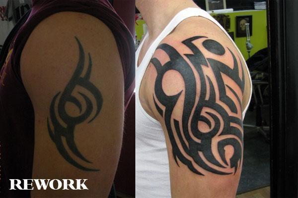 Tribal rework
