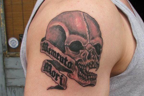 Skull on Graham