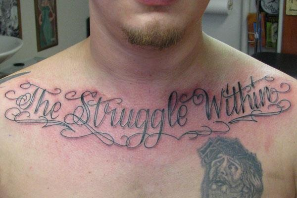 The Struggle Within