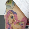 My Little Pony on a good friend of mine Yeng Lan (Healed)
