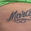 Marcus (Healed tattoo)