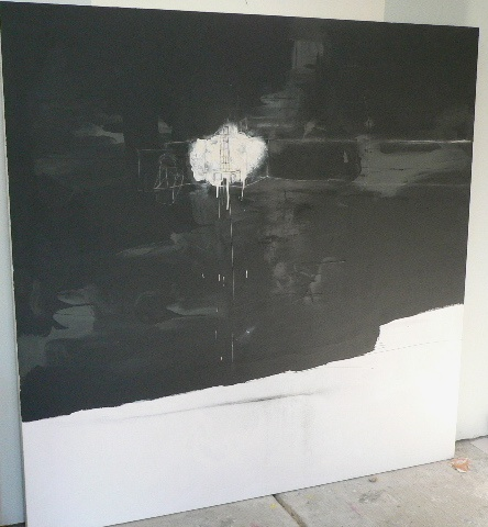 2011 Large Scale Paintings on Canvas