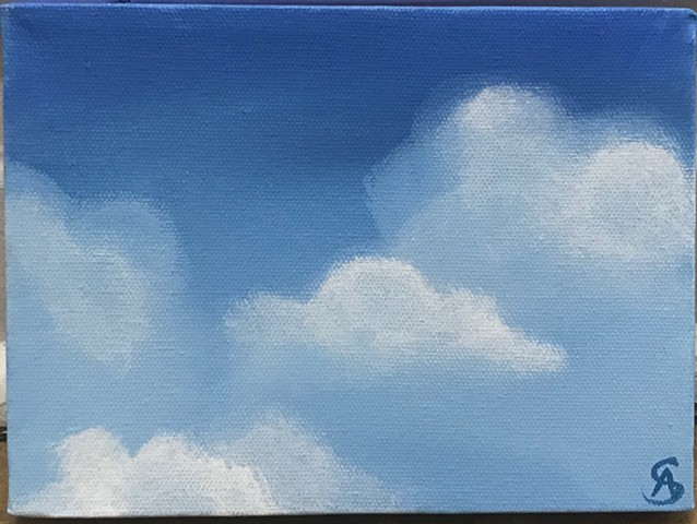 Blue Sky 2 Click this image for purchasing details.