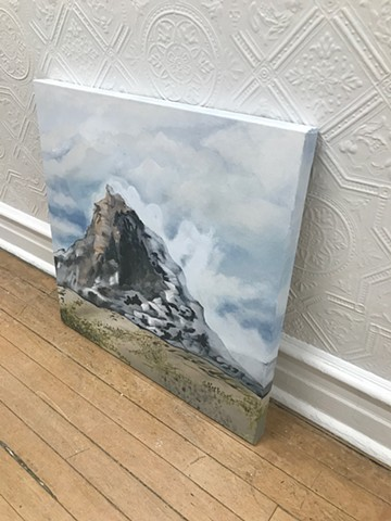 Purchase through the front view of this painting