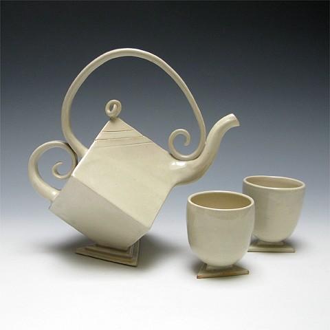Cube Teapot