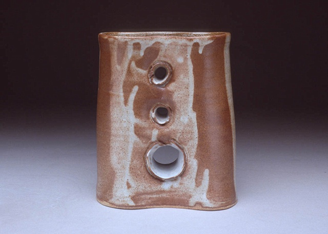 Three Hole Vase