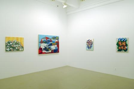 Dynamic Wonder, Jeff Bailey Gallery, 2006
