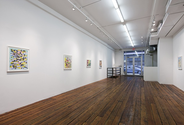 Now Here This, Jeff Bailey Gallery, 2010