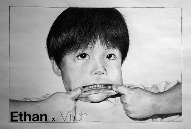Ethan x Mitch