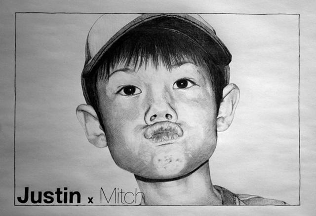 Justin x Mitch