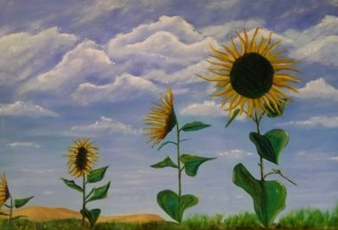 Parade of the Sunflowers