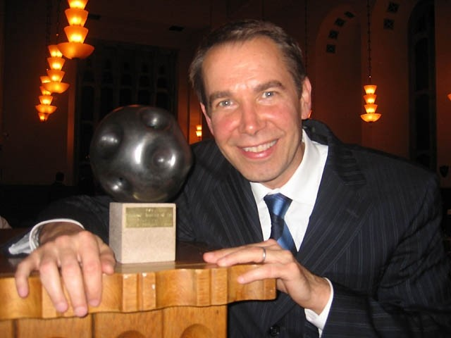 Cranbrook's Creative Patronage Award- Jeff Koons 2006