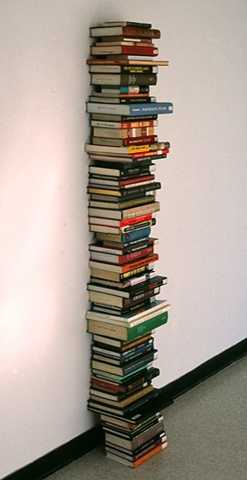 Timeline Book Stacks 1980-2004