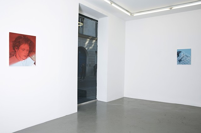 """Throwing Shadows"" - Installation Shot"