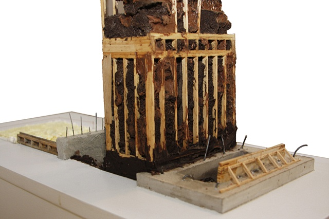 """""""Cake Block"""" Detail"""