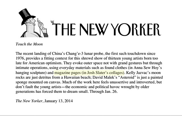 The New Yorker January 13th, 2014