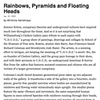 "The Greenpoint Gazette ""Rainbows, Pyramids and Floating Heads"" Apr 30, 2009"