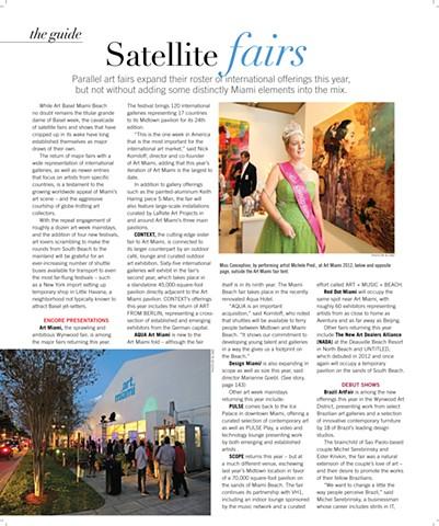 INDULGE Miami Herald Magazine December, 2013