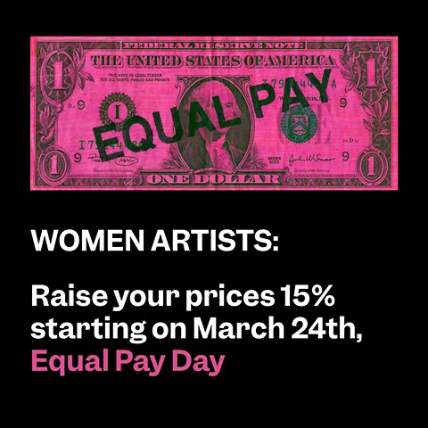 The Art of Equal Pay