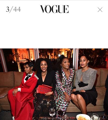 Vogue Vanity Fair Oscar Party