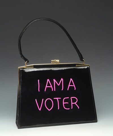 I AM A VOTER