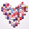 Untitled (Matchbook Heart)