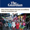 Vote Feminist Parade Featured in The Guardian