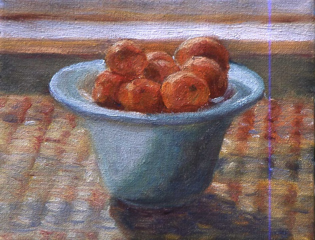 Bowl of Clementines