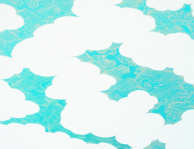 water field (detail)