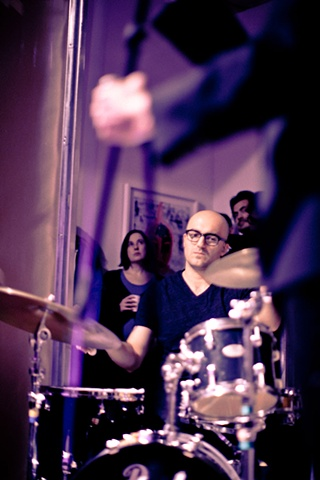 Neoray Alexander Rea (percussion)