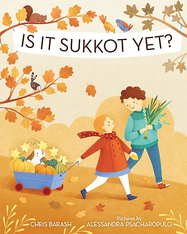 Is It Sukkot Yet?