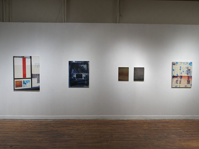 "Installation view:  ""Please Pardon Our Appearance"""