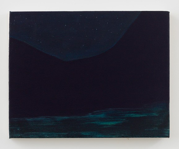 Untitled (Night Fishers)