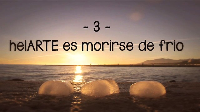 3 / helARTE es morirse de frio.  (Subtitled in english)