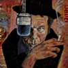 Tom Waits portrait