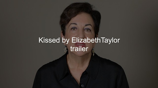 Kissed by Elizabeth Taylor trailer