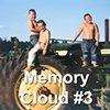 Memory Cloud #3, The University of Missouri, Gallery of Art