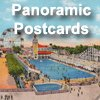 Panoramic Postcards, an ongoing series