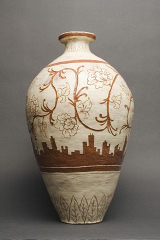 Historical Vessel: Song Dynasty Vase Remix Maret Paetznick, Ceramics I Coil-built Vessel