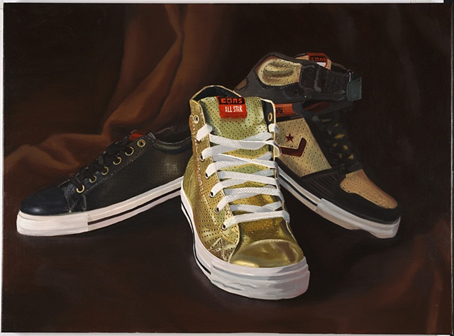 The Converse Project (Triple)