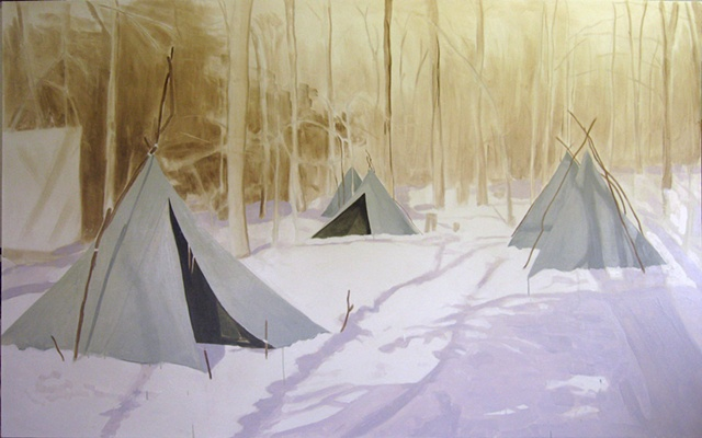 Untitled (tents)