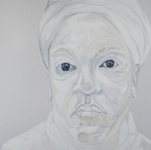 White Girl #2