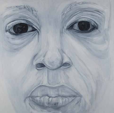 White Girl #11