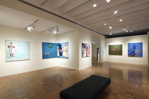 6th Rochester Biennial, Memorial Gallery Rochester, NY, July 13 - September 21, 2014