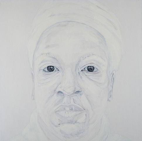White Girl #5
