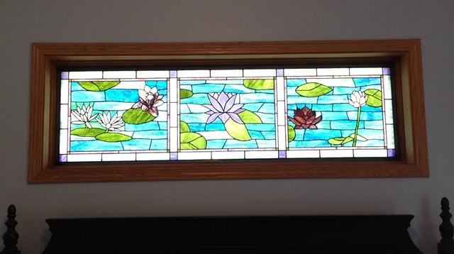 Lotus window - Bedroom