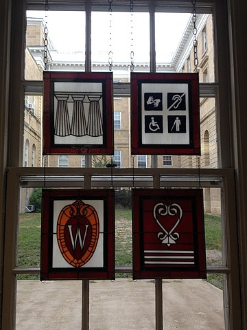 uw madison dept. logos