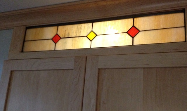 Kitchen cabinet panel 2
