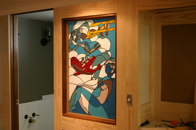 Art Nouveau Installed