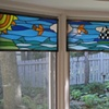 Whimsical Kitchen Windows